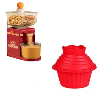 Nostalgia Electric Homemade Peanut Butter Machine with Big Top Cupcake Price Philippines