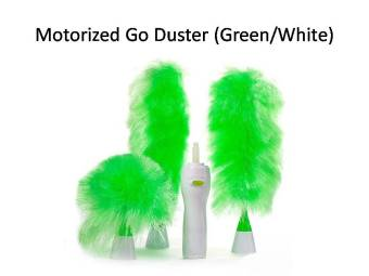 Harga Motorized Go Duster (Green/White)