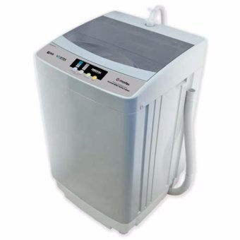 Harga Imarflex IWM-600TL Automatic Top Load Washing Machine 6kg