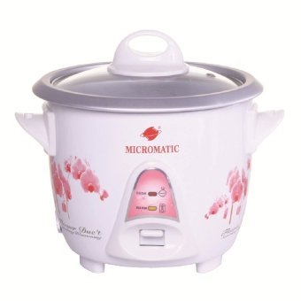 Harga Micromatic MRC-8 Rice Cooker 1.5L 8 Cups Of Rice