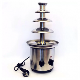 Harga Stainless 4 Layer Chocolate Fountain