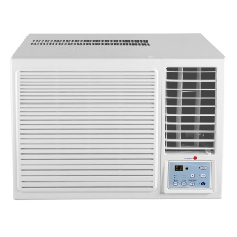 Harga Fujidenzo WAR-240 CES 2.5HP Grade Window Type Air Conditioner Inverter (White)