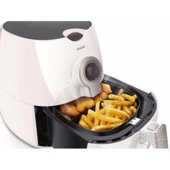 New 2017 Best Quality Hong Kong Turbo Air Fryer 3L (White) Price Philippines
