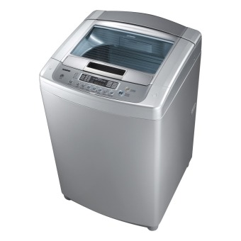 Harga LG WF-T850JH Top Load Washing Machine 8.5kg (Silver)