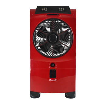 "Dowell AMC-50 12"" Ultrasonic Air Mist Cooler (Red) Price Philippines"