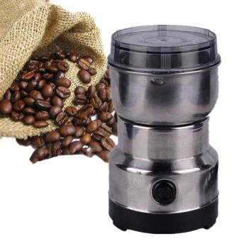 Electric Coffee Beans Grinder Coffee Maker Nuts Mill Stainless Steel Grinding Machine Bean Nut Spice Herbs - intl Price Philippines