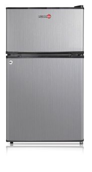 Fujidenzo RBT-35 SL 3.5 cu. ft. Two-Door Personal Ref (Stainless Look) Price Philippines