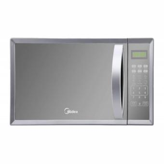 Midea FP-61MMV020LETH-S Digital Microwave Oven (Silver) Price Philippines