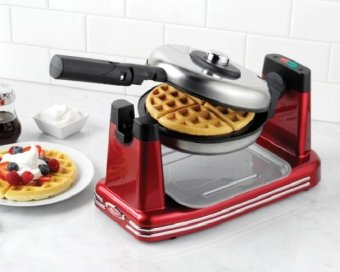 Nostalgia Electrics Non-Stick Flip Waffle Maker Price Philippines