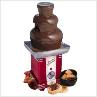 Harga Nostalgia RFF500 Chocolate Fondue Fountain