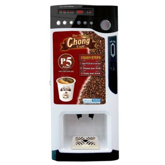Harga Chong Cafe One Vending Machine