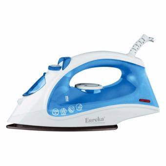 Eureka EDI-HB170 Steam Flat Iron (Blue) Price Philippines