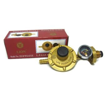 Harga Lion 323-B Regulator with Gauge