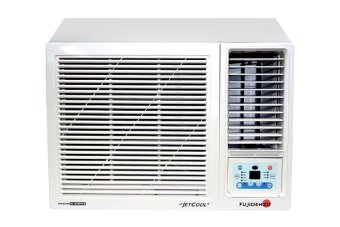 Harga Fujidenzo IWAR-90 G 1.0 Hp Premium Inverter Window Aircon (White)