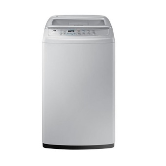 Harga Samsung WA-60H4000SG Top Load Washing Machine 6Kg.