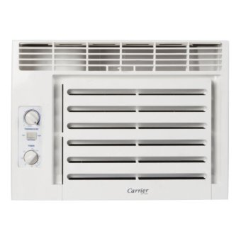 Carrier Optima WCARZ010EC 1HP Window Type Aircon Price Philippines