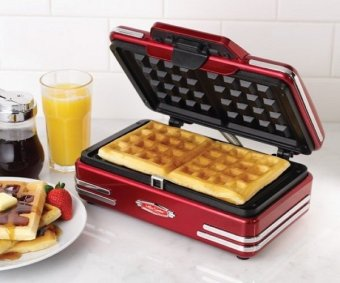 Nostalgia Electrics Waffle Maker Price Philippines