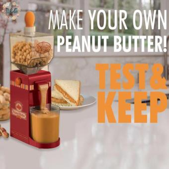 D&D Nostalgia Electrics Electric Peanut Butter Machine Grinder Electric Pressing Paste Machine Price Philippines