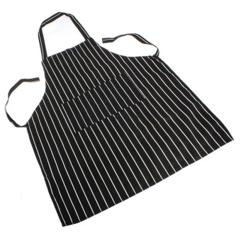 Aukey Adjustable Stripe Apron with 2 Pockets Price Philippines