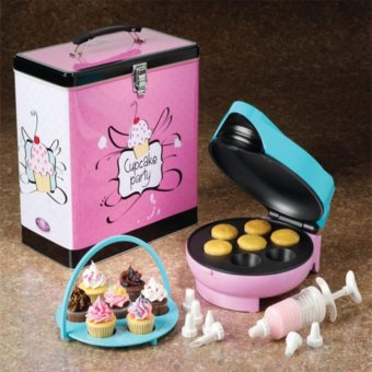 Nostalgia Cupcake Maker Kit CKM-100 Price Philippines
