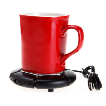 USB Powered Cup Mug Heater Warmer Tray Pad Black Price Philippines