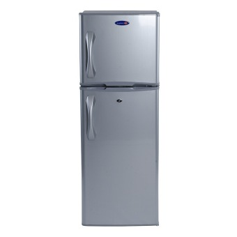 Fujidenzo RDD-120 S 12cu.ft. 2-Door Direct Cool Refrigerator (Silver) Price Philippines