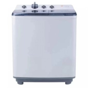 Harga White Westinghouse WWTT-80X Twin Tub Washing Machine 8.0 Kg.