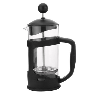 French Press 350ml Heat Resistant Glass Coffee Press Tea Maker Filter Plunger - intl Price Philippines