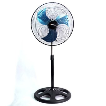 Harga Astron Omni ISF-1845 Industrial Stand Fan (Black)