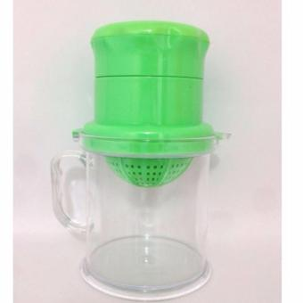 Manual Hand Press Juicer (Green) Price Philippines