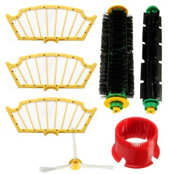 7pcs Filters Brush Kit for iRobot Roomba 500 Series 510 530 535 540 550 560 570 Parts - intl Price Philippines
