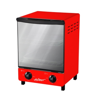 ASIAGO Oven Toaster GH 12L (Red) Price Philippines