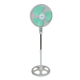 "Astron Optima 16"" Stand Fan (Green) Price Philippines"