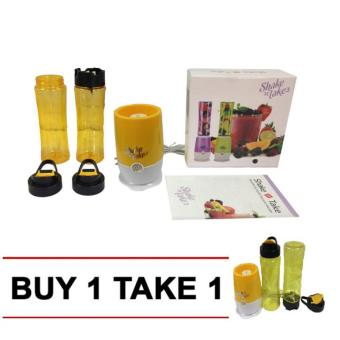 Harga Shake N Take 3 Double (Yellow) BUY 1 TAKE 1