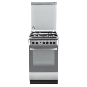 Harga Ariston A5GGIF X EX 50 cm 4 Gas Burners with Gas Oven and Grill