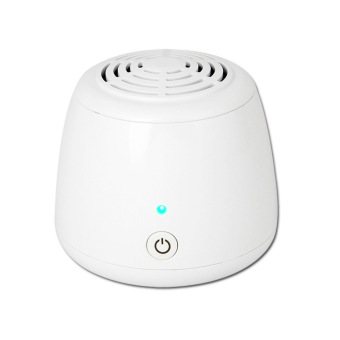 USB Portable Air Ionizer Ozone Freshener Remove Cigarette Smoke Ionic Air Purifier (White) Price Philippines