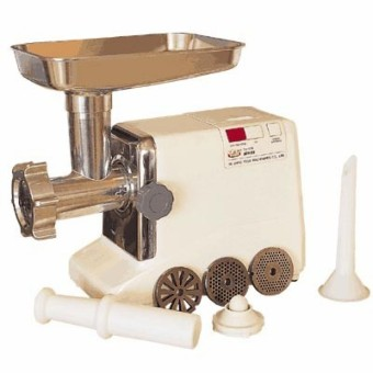 Harga Zyt Enterprises Bodega Surplus Depot Electric Meat Grinder with Sausage Stuffer 1200W Heavy duty