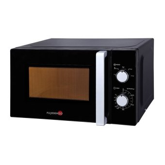 Harga Fujidenzo MM-22 BL 20L Microwave Oven with Mechanical Control Black