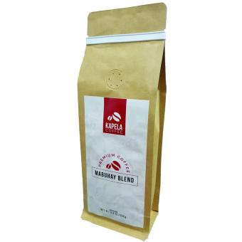 Harga Kapela Coffee Mabuhay Blend Ground 250 grams