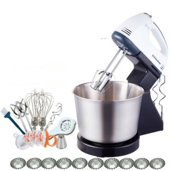 BEST Kitchen Food Blender Hand Stand Mixer Machine JGDTOE Grinder Blender Whisk Egg Beater - intl Price Philippines