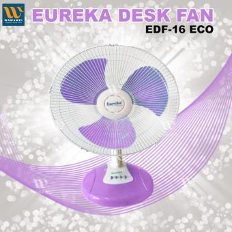 "Eureka EDF-16Eco 16"" Desk Fan (Lavender) Price Philippines"