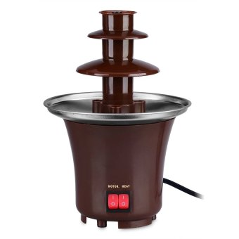 Harga Mini Chocolate Fondue Fountain