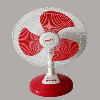 "Eureka EDF-16Eco 16"" Desk Fan (Red) Price Philippines"
