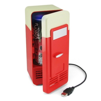 USB Powered Refrigerator (Red) Price Philippines