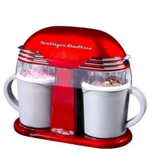 Nostalgia Electrics Double Ice Cream Maker Price Philippines