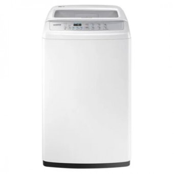 Harga Samsung WA75H4200SW Top Load Fully Automatic Washer and Dryer 7.5 Kg.