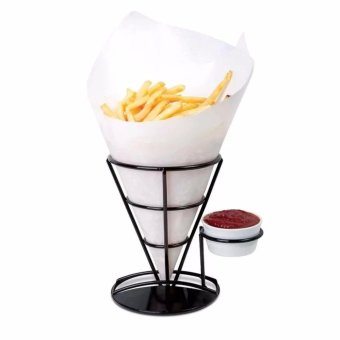 Merry Sam French Fry Stand (Black) Price Philippines