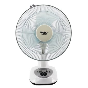 "Desktop Rechargeable 12"" Fan LT-630 Price Philippines"