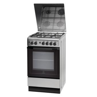 Indesit I5GG1G X EX Cooker 4 Gas Burners with Gas Oven and Grill Price Philippines
