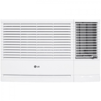 LG LA150TC 1.5HP Window Type Air Conditioner (White)